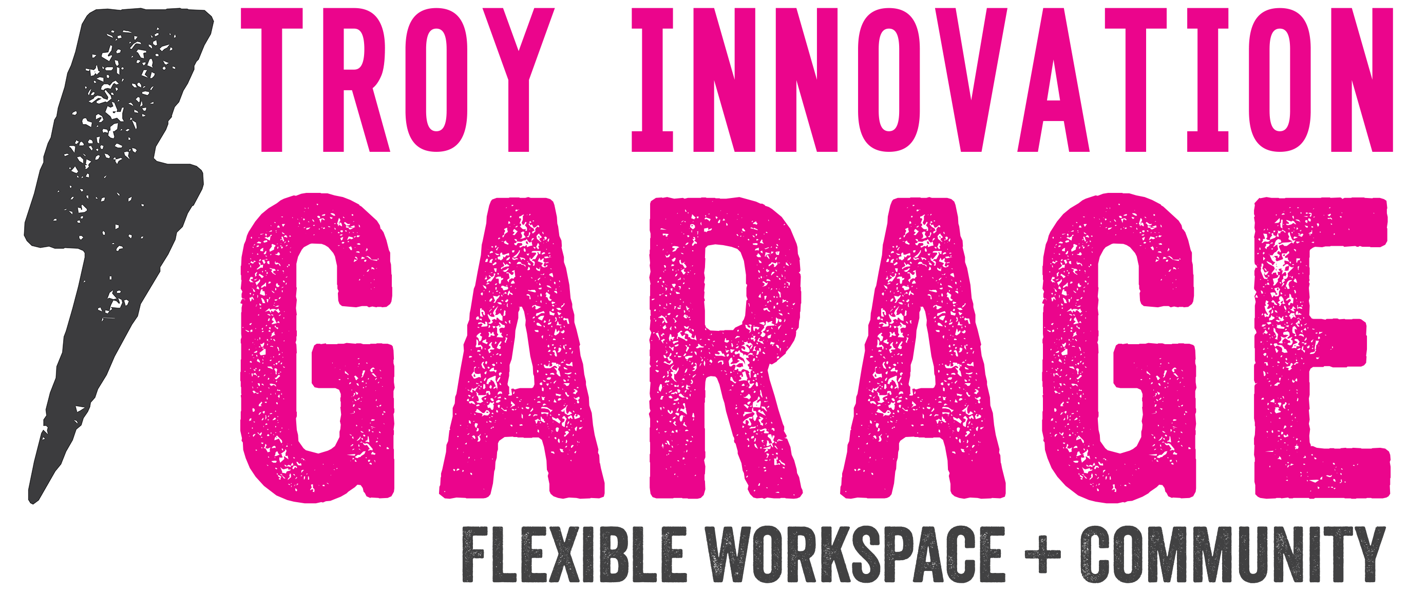 Troy Innovation Garage Logo